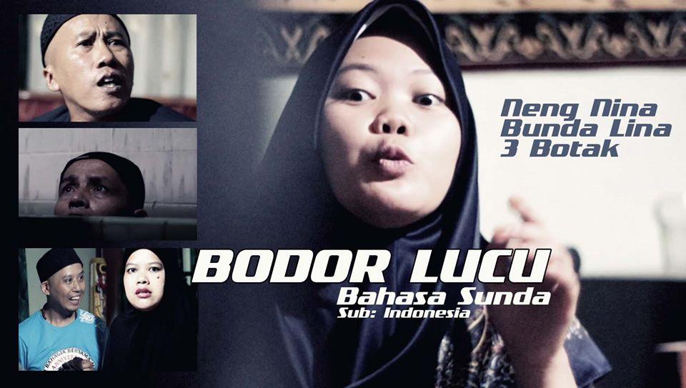 Bobodoran Neng Nina, Bunda Lina Bareng 3Botak-AbdiTV
