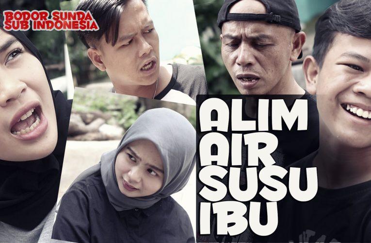 ALIM AIR SUSU IBU