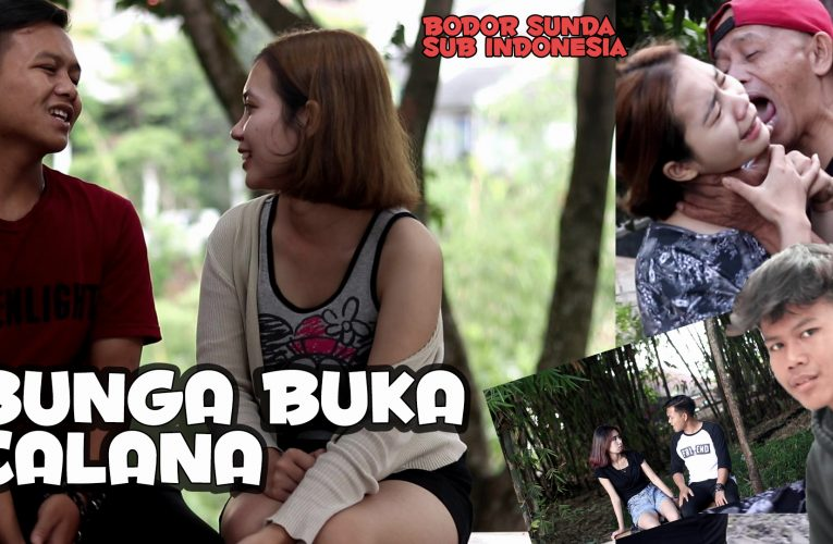 Komedi Sunda Bunga Buka Calana