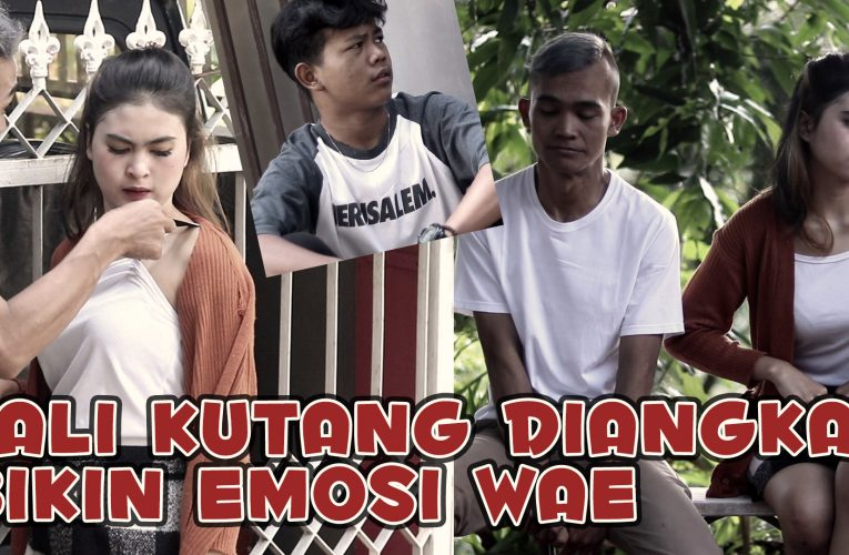 Komedi Sunda Tali Kutang Diangkat